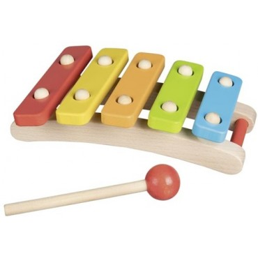 Xylophone bébé - 5 notes