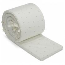 Tour de lit complet en coton bio - Camille