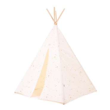Tipi Phoenix - Gold stella / Natural