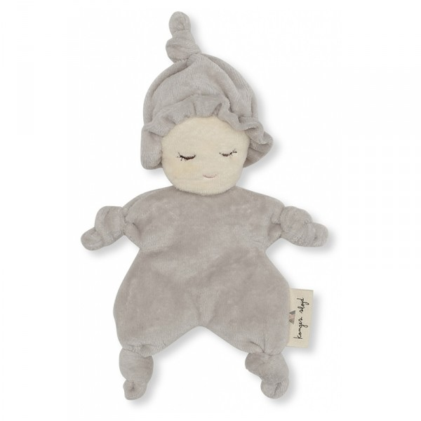 Doudou poupée - Miffi, Gris