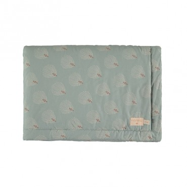 Couverture Laponia - White Gatsby / Green antique