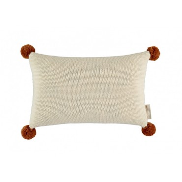 Coussin en tricot So Natural - Natural