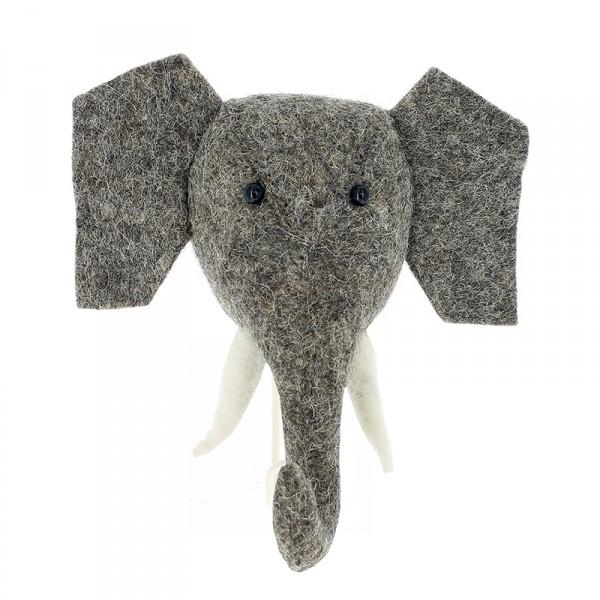 Patère - Eléphant