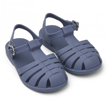 Sandales été Bre - Blue wave