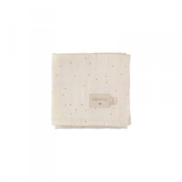 Pack 3 langes 70x70 cm - Eden green