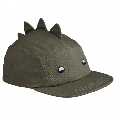 Casquette enfant Rory - Dino faune green