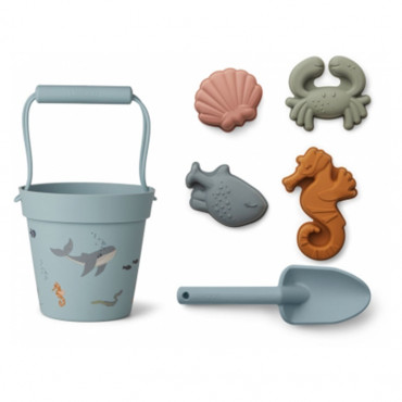 Set de plage Dante - Sea creatures
