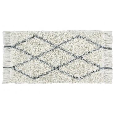 Tapis lavable en laine - Berber Soul 80 x 140 cm