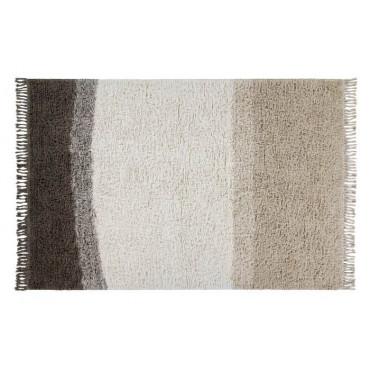 Tapis lavable en laine - Forever always 140 x 200 cm