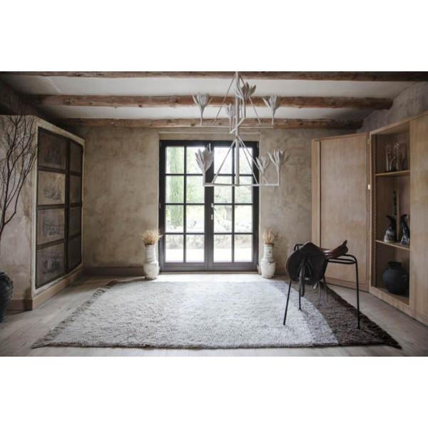 Tapis lavable en laine - Forever always 200x300 cm
