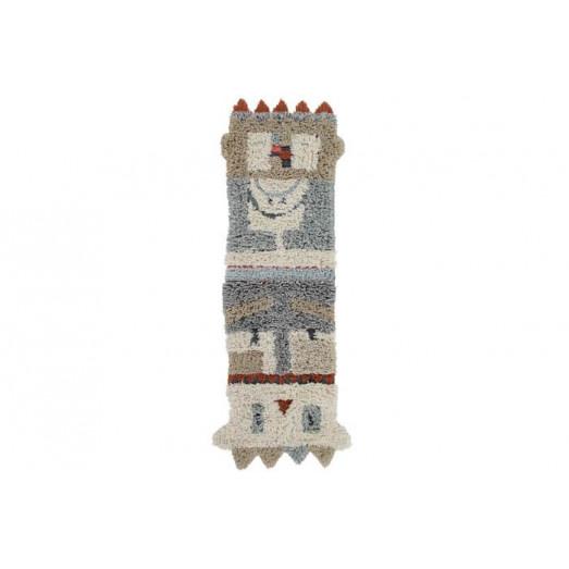 Tapis lavable en laine - Kachina 90 x 240 cm