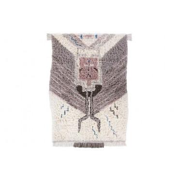Tapis lavable en laine - Zuni 90 x 240 cm