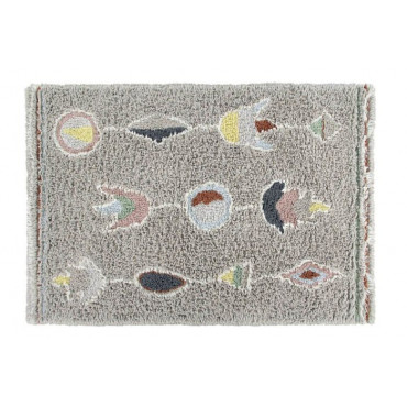Tapis lavable en laine - Arizona 170 x 240 cm
