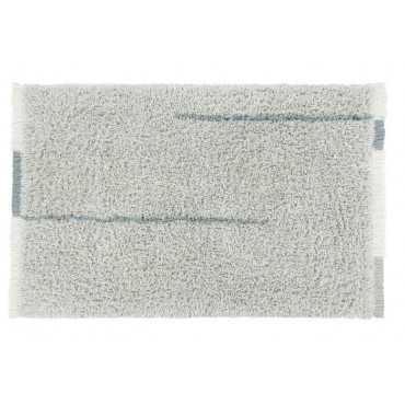 Tapis lavable en laine - Winter calm 170 x 240 cm