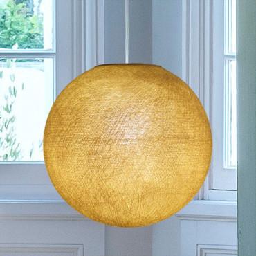 Abat-jour Globe - Moutarde