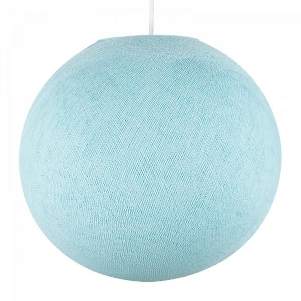 Abat-jour Globe - Bleu ciel