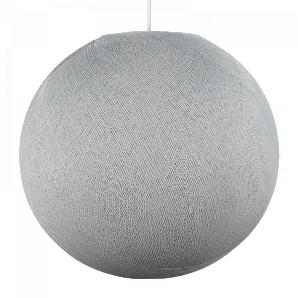Abat-jour Globe - Gris perle