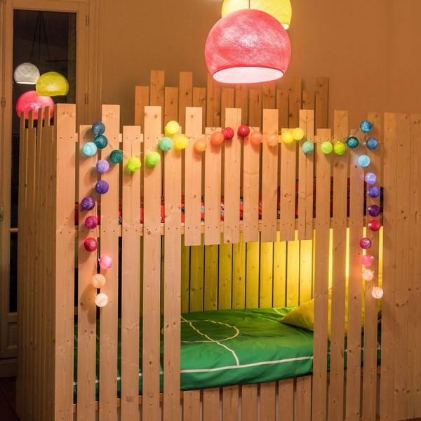 Guirlande lumineuse premium 20 LED - Jimi