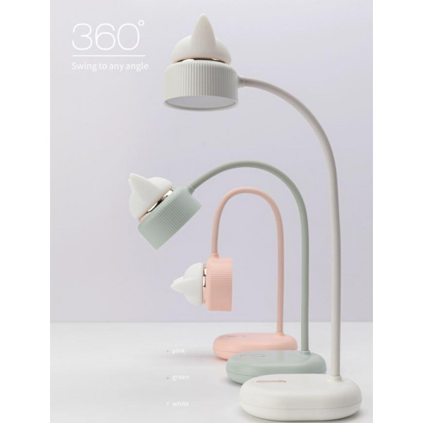 Lampe veilleuse LED dual - Chat