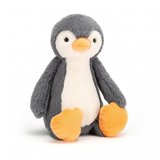 Peluche pingouin bashful