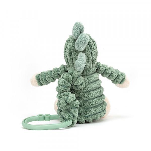 Hochet d'éveil Cordy Roy - Bébé dinosaure vert