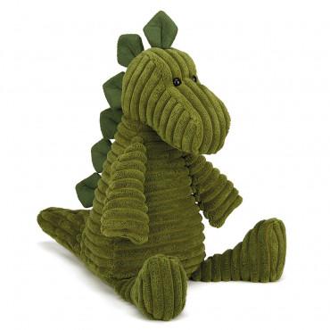 Peluche Cordy Roy - Dinosaure vert