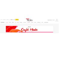 L'express Styles_logo Café Mode
